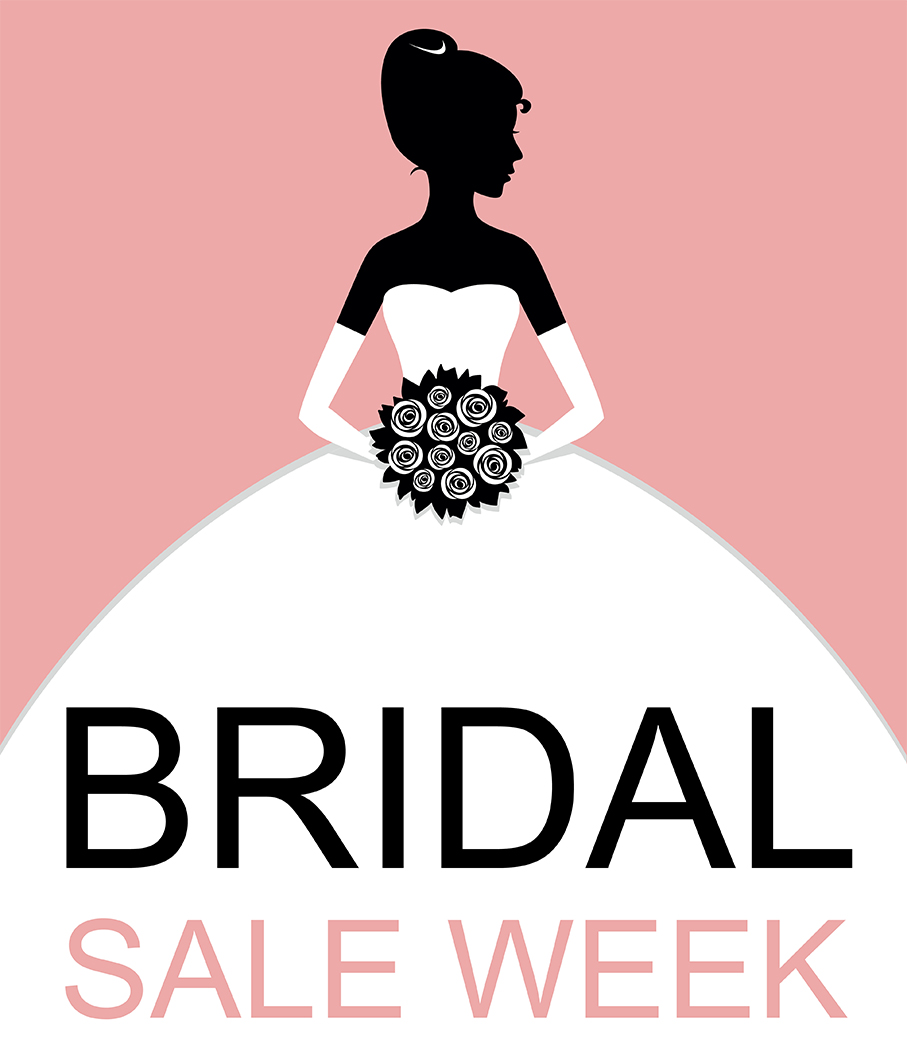 Bridal Sale Week